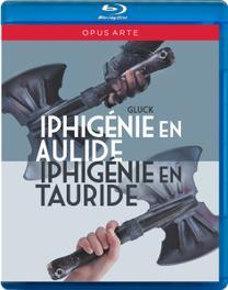 IPHIGENIE EN AULIDE & TAU LES MUSICIENS DU LOUVRE GRENOBLE C.W. GLUCK, Blu-Ray