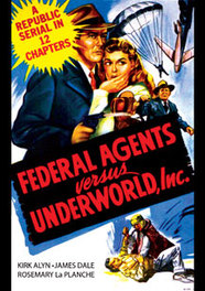 FEDERAL AGENTS VS... .. UNDERWORLD, INC. MOVIE, DVD