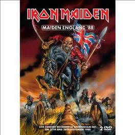 MAIDEN ENGLAND IRON MAIDEN, DVD