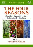 Various - A Musical Journey: The Four Seasons, (DVD) NTSC/ALL REGIONS//WORKS OF VIVALDI