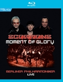 Scorpions - Moment Of Glory, (Blu-Ray) WITH THE BERLINER PHILHARMONIKER