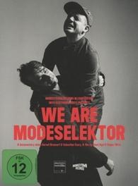 Modeselektor - We Are Modeselektor, (DVD) DOCUMENTARY MODESELEKTOR, DVD