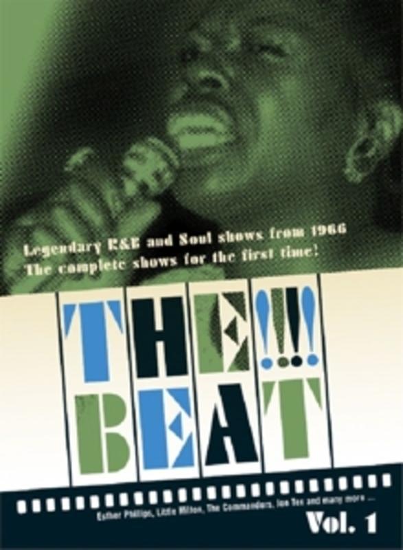 Beat Vol.1 Shows 1-5