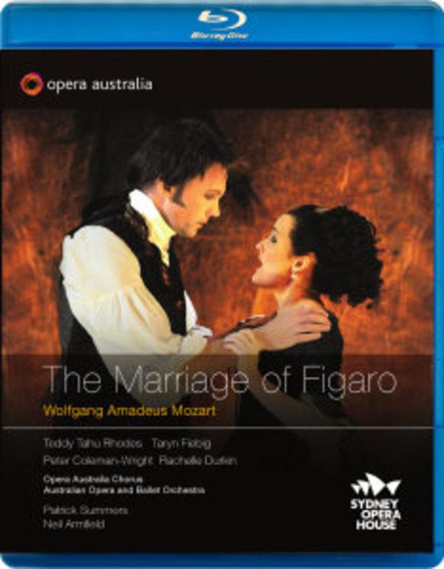 Tahu Rhodes/Fiebig/Sydney Opera Hou - The Marriage Of Figaro