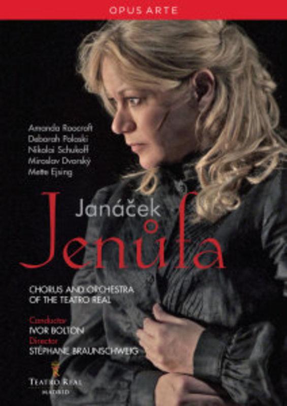 JENUFA, JANACEK, LEOS, BOLTON, I. TEATRO REAL/I.BOLTON -ALL REGIONS- L. JANACEK, DVDNL