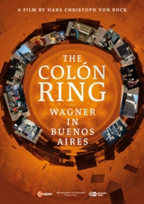 Teatro Colon Orchestra - The Colon Ring, Wagner In Buenos Ai, (DVD) R. WAGNER, DVDNL
