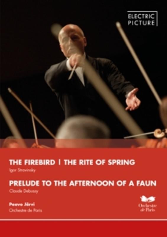 Orchestre De Paris - Orchestre De Paris, The Firebird,Th, (DVD) ORCHESTRE DE PARIS 2012 // NTSC/ALL REGIONS I. STRAVINSKY, DVDNL