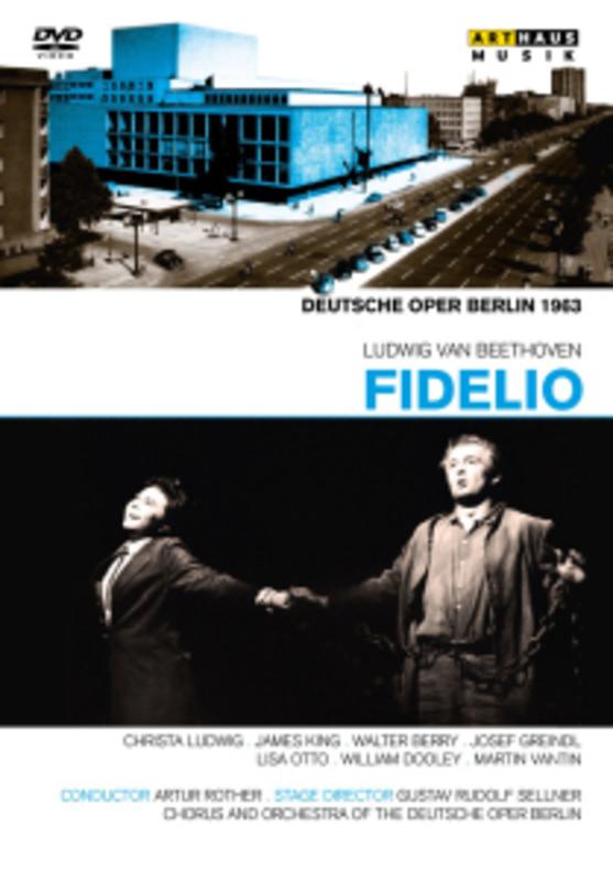 Ludwig van Beethoven - Fidelio (Berlijn, 1963)