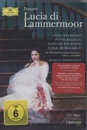 Anna Netrebko - Lucia Di Lammermoor, (Blu-Ray) ANNA NETREBKO G. DONIZETTI, Blu-Ray