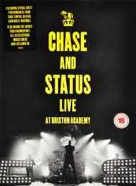 Chase & Status - Live From Brixton Academy (Dvd+Cd)