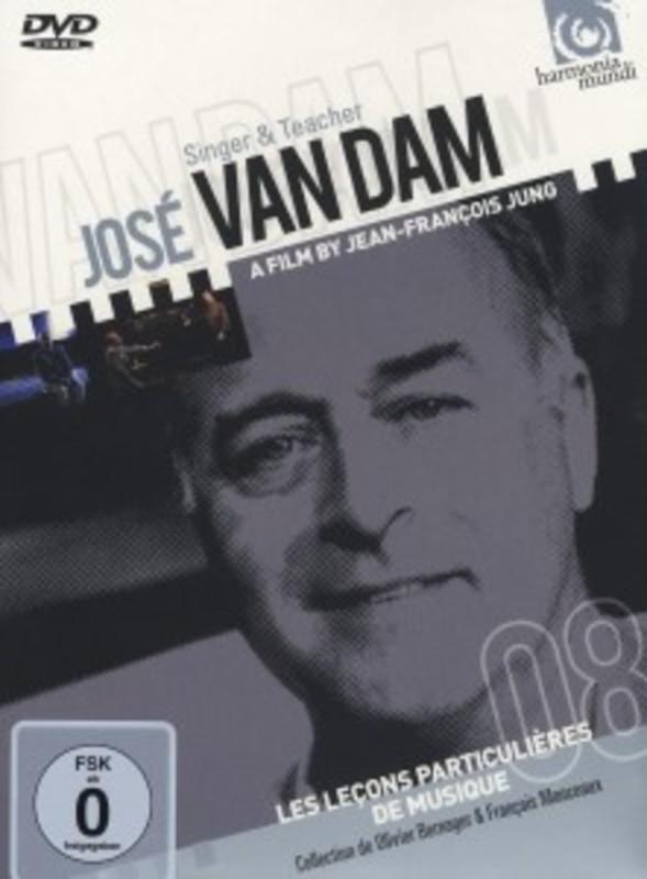 José Van Dam - Singer & Teacher