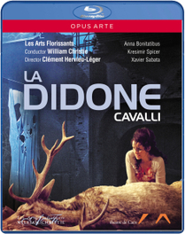 LA DIDONE WILLIAM CHRISTIE F. CAVALLI, Blu-Ray