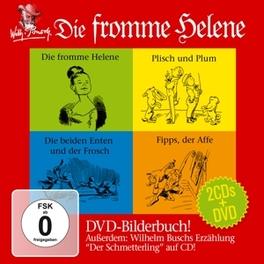 DIE FROMME.. -DVD+CD- .. ANDERE MEISTERWERKE Busch, Wilhelm, DVD