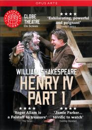 Allam/Parker/Cotton/Shakespeare's G - Henry Iv Part 1, (DVD) SHAKESPEARE'S GLOBE // W/ROGER ALLAM & JAMIE PARKER W. SHAKESPEARE, DVD