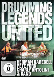 Drumming Legends United