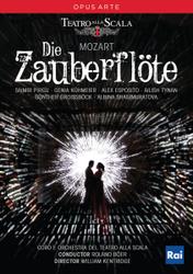 Groisscock/Pirgu/Teatro Alla Scala - Die Zauberflote, (DVD) TEATRO ALLA SCALA/R.BOER // MTSC/ALL REGION