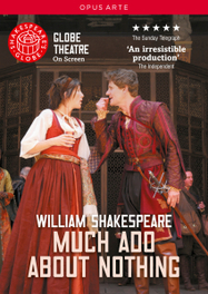 MUCH ADO ABOUT NOTHING BEST/CAFFREY/CUMBUS // NTSC/ALL REGIONS W. SHAKESPEARE, DVD