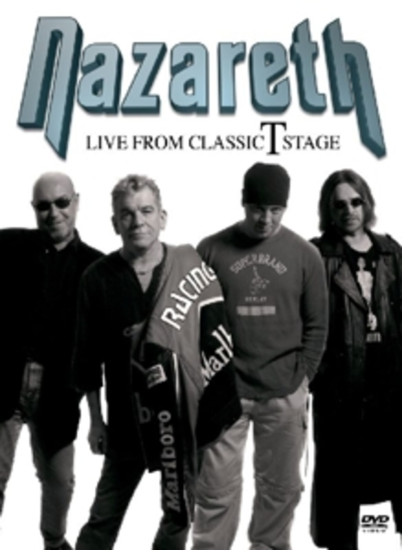 LIVE FROM CLASSIC T STAGE NAZARETH, DVDNL