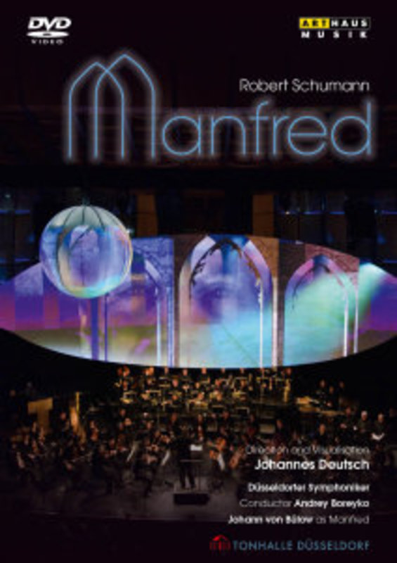 Robert Schumann - Manfred