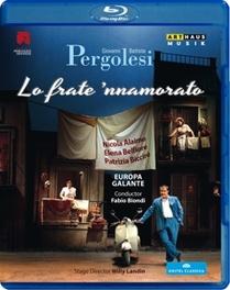 Alaimo,Belfiore,Biccire - Lo Frate 'Nnamorato, Jesi 2011, Br, (Blu-Ray) .. JESI 2011 G.B. PERGOLESI, Blu-Ray