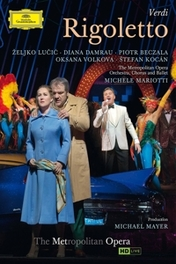 Piotr Beczala - Rigoletto, (DVD) METROPOLITAN OPERA/MICHELE MARIOTTI G. VERDI, DVDNL