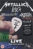 Metallica/Slayer/Megadeth/A...