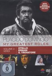 Placido Domingo - My Greatest Roles Vol. 2
