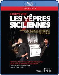 Haveman/Aghova/De Nederlandse Opera - Les Vepres Siciliennes, (Blu-Ray) DE NEDERLANDSE OPERA/P.CARIGNANI G. VERDI, Blu-Ray