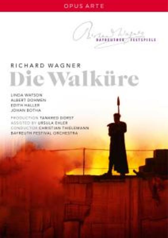 DIE WALKURE, WAGNER, RICHARD, THIELEMANN, C. NTSC/ALL REGIONS/JOHAN BOTHA/KWANGCHUL YOUN/ALBERT DOHM DVD, R. WAGNER, DVD