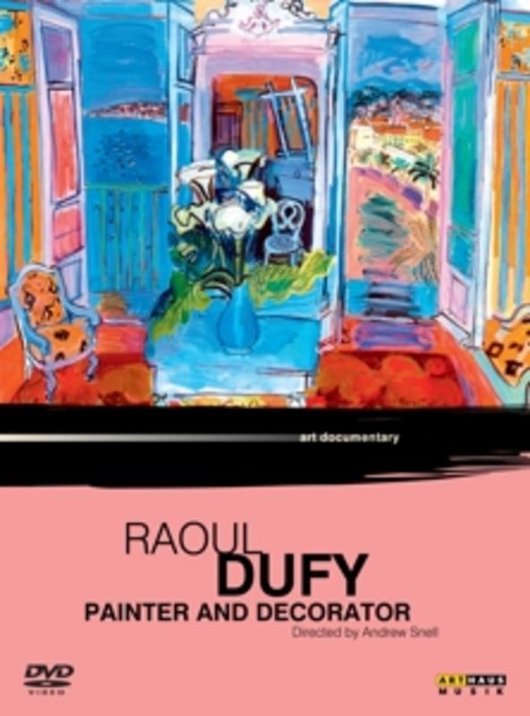 Dufy - Raoul Dufy,- Painter And Decorator, (DVD) RAOUL DUFY, DVD