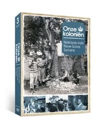Onze Kolonien, (DVD) PAL/ALL REGIONS -ANDERE TIJDEN- DOCUMENTARY, DVD