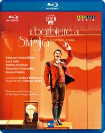 Gioachino Rossini - Il Barbiere Di Siviglia (Regio Di Parma 2011) (Blu-ray)