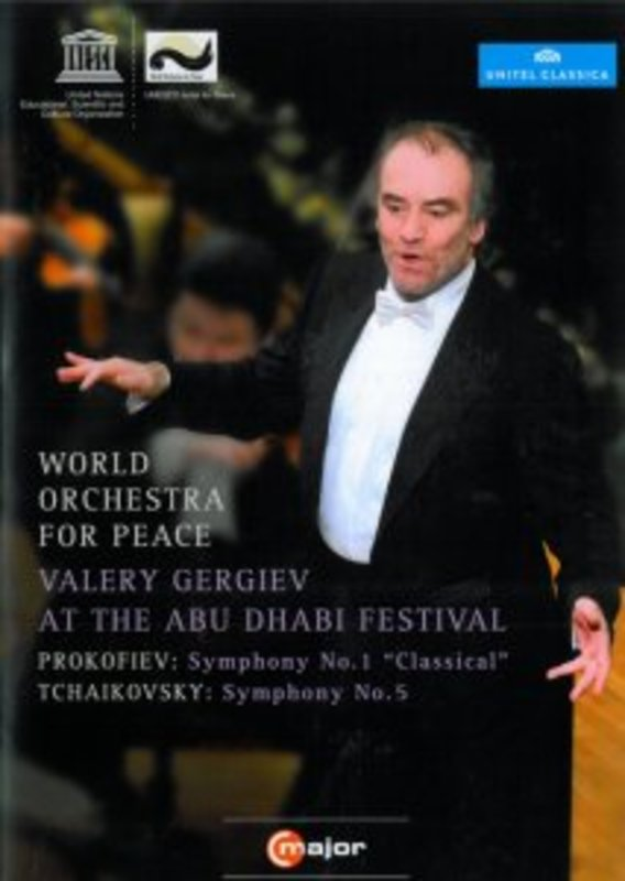 World Orchestra For Peace - Abu Dhabi Festival