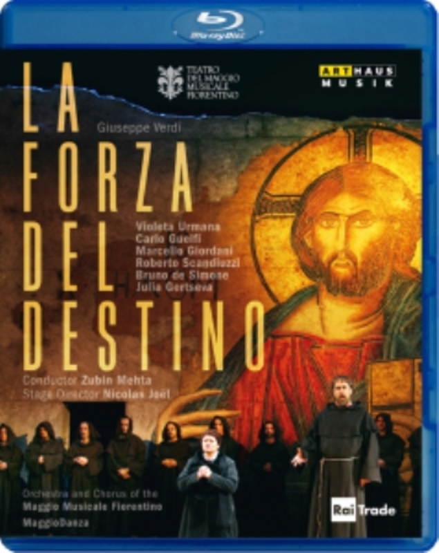 Urmana,Guelfi,Giordani - La Forza Del Destino, Firenze 2007,