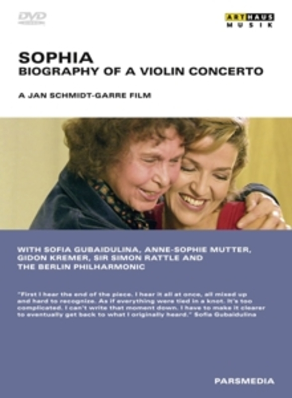 Sofia Gubaidulina: Biography Of A Violin Concerto