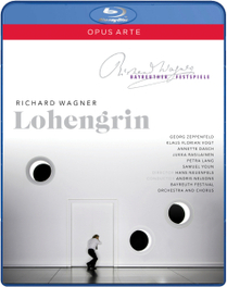 Zeppenfeld/Vogt/Dasch/Bayreuth Fest - Lohengrin, (Blu-Ray) BAYREUTHER FESTSPIELE/A.NELSONS R. WAGNER, Blu-Ray