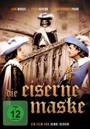 DIE EISERNE MASKE MOVIE, DVD