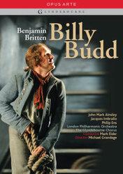 BILLY BUD, BRITTEN, BENJAMIN, ELDER, M. LONDON PHILHARMONIC ORCHESTRA/NTSC/ALL REGIONS