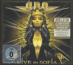 LIVE IN SOFIA -DVD+CD-