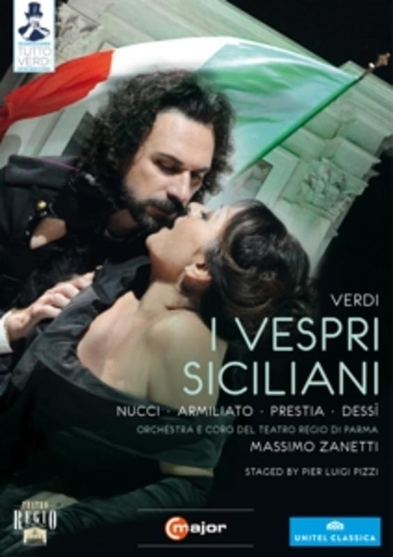 Nucci, Armiliato,Dessi - I Vespri Siciliani, Parma 2010, (DVD) PARMA 2010 G. VERDI, DVDNL