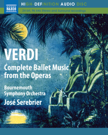 Jose Serebrier - Verdi; Complete Ballet Music