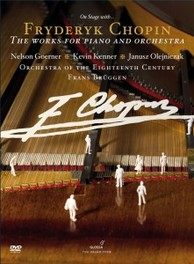 The Works For Piano And Orches