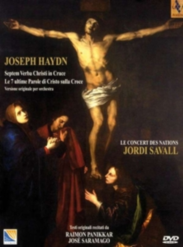 J. / Concert Des Nations Savall - 7 Last Words Of Christ On The Cross