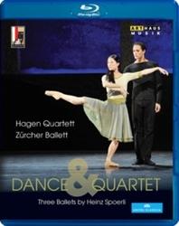 DANCE & QUARTET SALZBURG FESTIVAL 2012