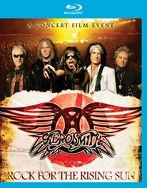 Aerosmith - Rock For The Rising Sun, (Blu-Ray) -ALL REGIONS- AEROSMITH, Blu-Ray