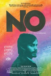 No, (Blu-Ray) BY PABLO LARRAIN MOVIE, Blu-Ray