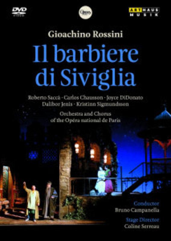 Gioacchino Rossini - Il Barbiere Di Siviglia (Parijs, 2002)