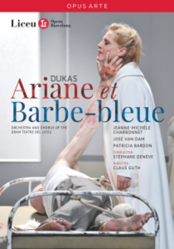ARIANE ET BARBE-BLEUE JOSE VAN DAM // NTSC/ALL REGIONS P. DUKAS, DVD