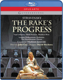 Persson/Lehtipuu/Bayley/Glyndebourn - The Rake'S Progress