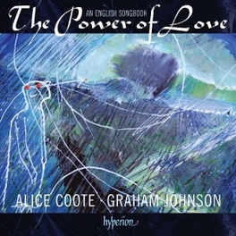 POWER OF LOVE COOTE/JOHNSON, CD